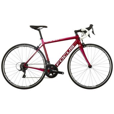 Vélo de Course FOCUS CAYO DONNA Shimano Sora 3500 Femme 34/50 Rose 2017
